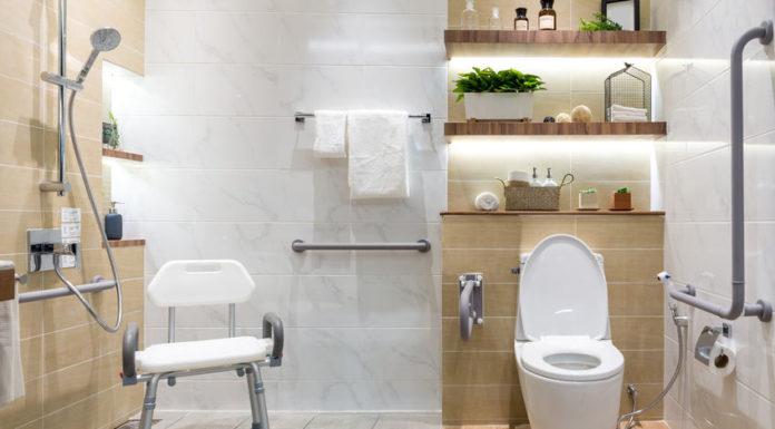 amenagement salle de bain pour senior