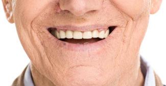 colle pour dentier