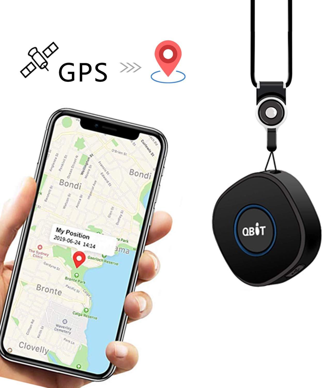 Lncoon Mini GPS Traceur avec Application Gratuite