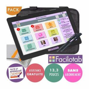 Facilotab Pack XXL