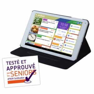 tablette Simplifiée pour Senior ARDOIZ