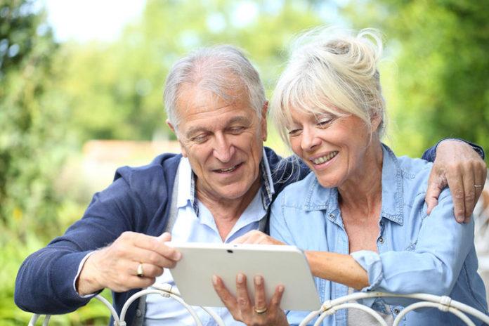 tablettes pour seniors