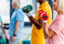 musculation senior proteine